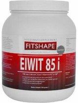 Fitshape Eiwit 85% Vanille - 400 gram - Eiwitshake