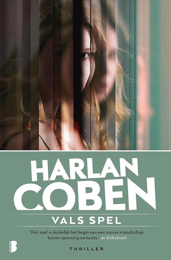 Boek cover Vals spel van Harlan Coben (Paperback)