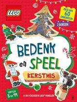 LEGO 3 -   LEGO Bedenk en Speel Kerstmis