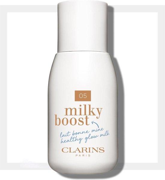 Clarins Milky Boost Foundation 50 ml