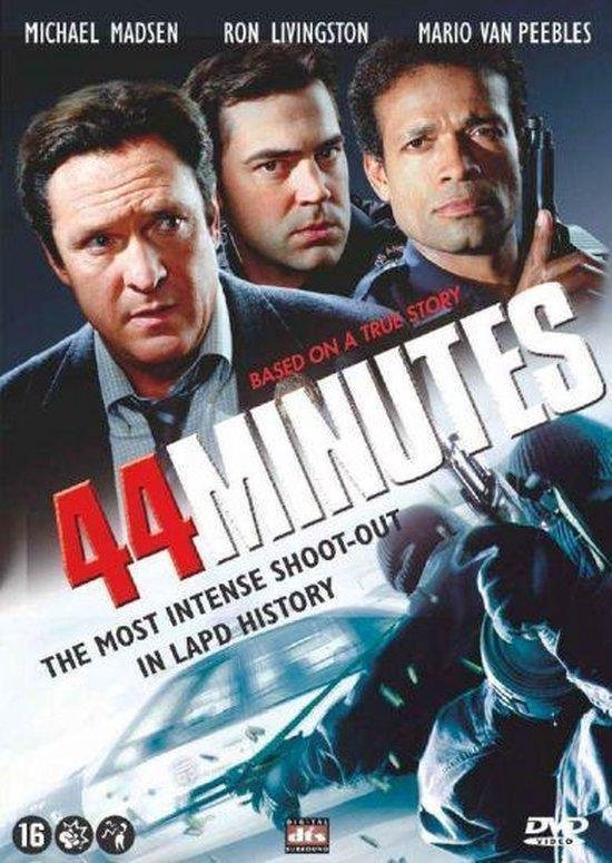 Cover van de film '44 Minutes'