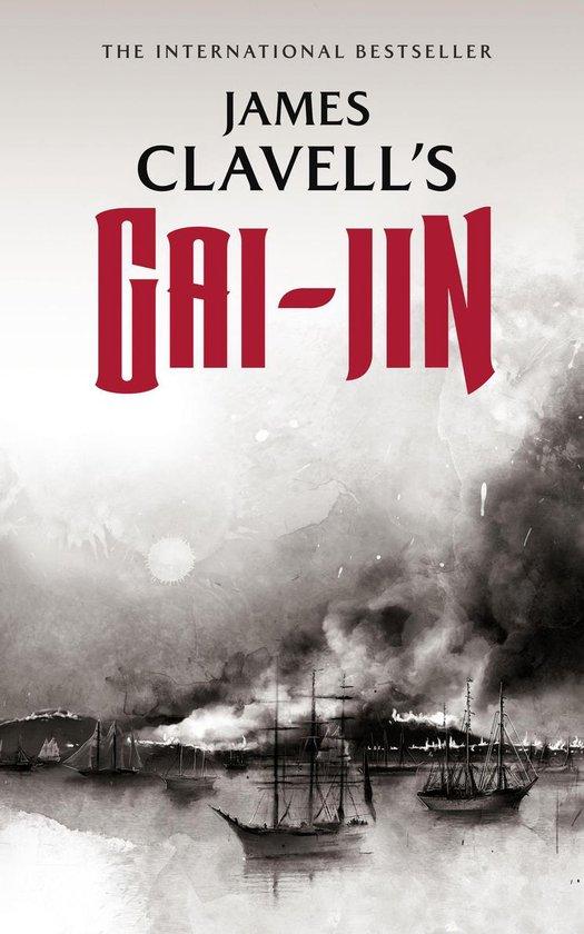 Boek cover Gai-Jin van James Clavell (Onbekend)