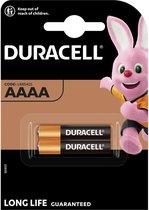 Duracell Ultra Power Alkaline AAAA/MX2500 - 2 stuks