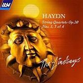 Haydn: String Quartets Op 20 no 1, 3, 4 / The Lindsays
