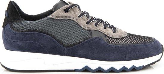 Floris van Bommel Sport Navy Sneakers Heren