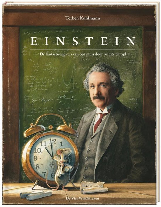 Einstein. De fantastische reis van een muis door ruimte en tijd