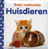 Baby voelboekje  -   Huisdieren