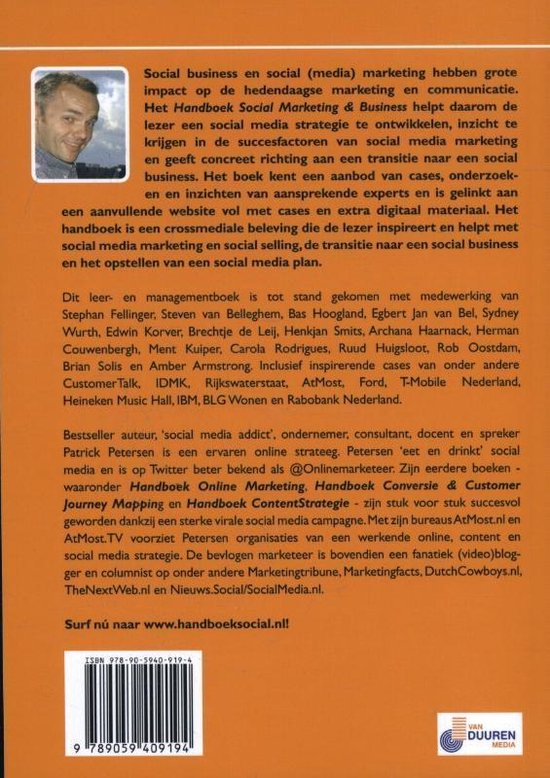Handboek social marketing & business