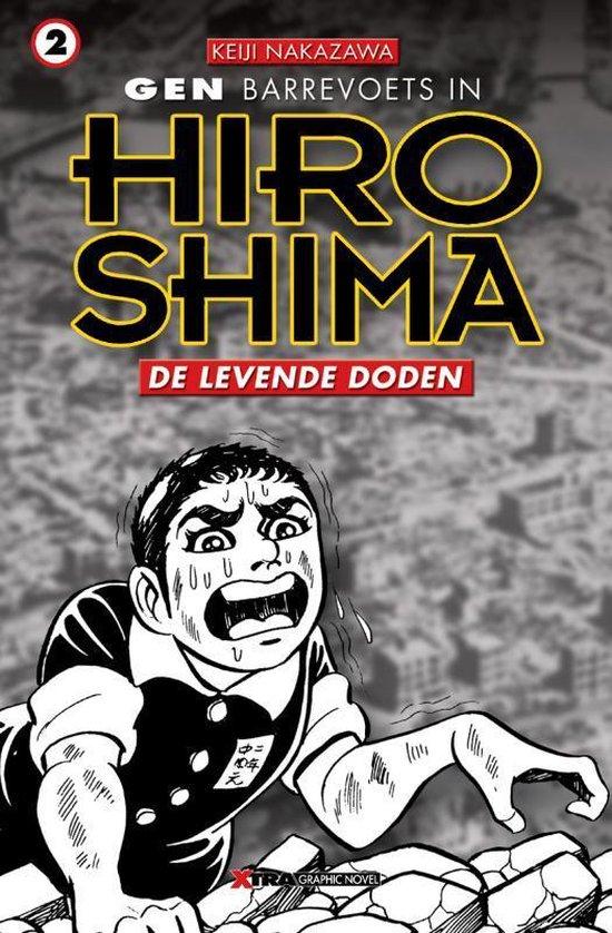Cover van het boek 'Hiroshima deel 2 De levende doden'