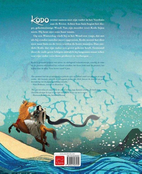 Kodo, de weg van de boog