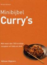 Boek cover Minibijbel  -   Currys van Mridula Baljekar
