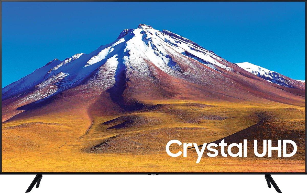 Samsung UE43TU7020W - 4K TV (Benelux model)