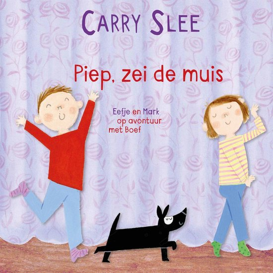 Boek cover Piep, zei de muis van Carry Slee (Onbekend)