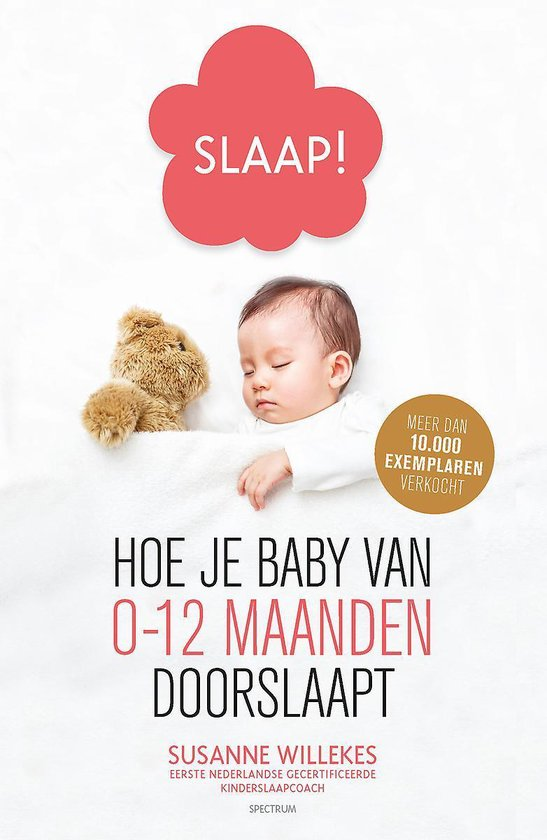 Boek cover Slaap! van Susanne Willekes (Paperback)