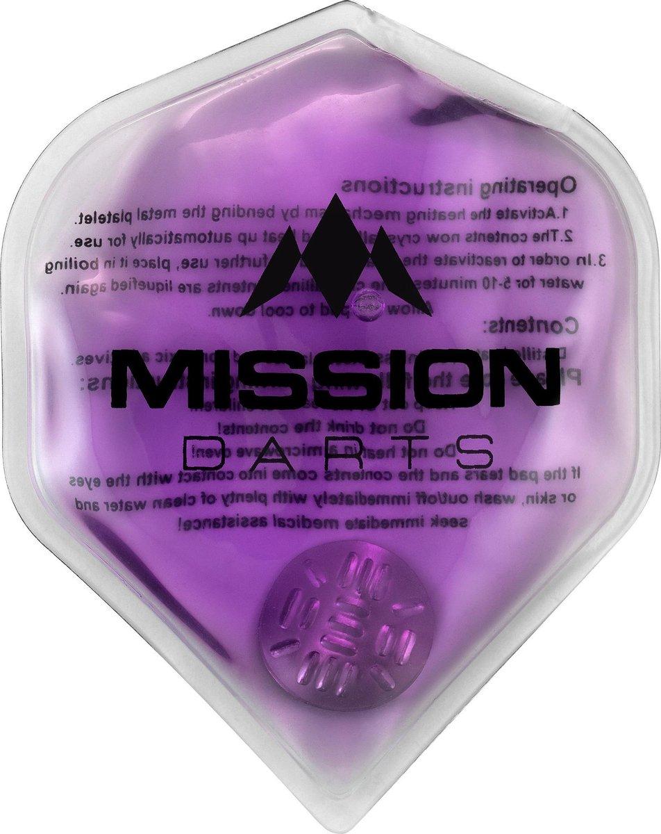 Mission Flux Luxury Hand Warmer - Herbruikbaar - Purple