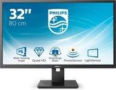 Philips 325B1L - QHD IPS Monitor - 32 Inch