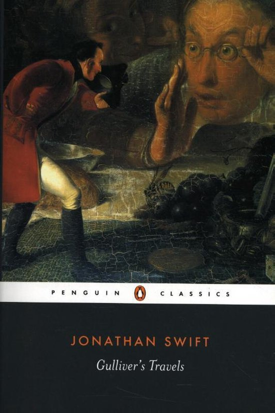 Boek cover Gullivers Travels van Jonathan Swift (Paperback)