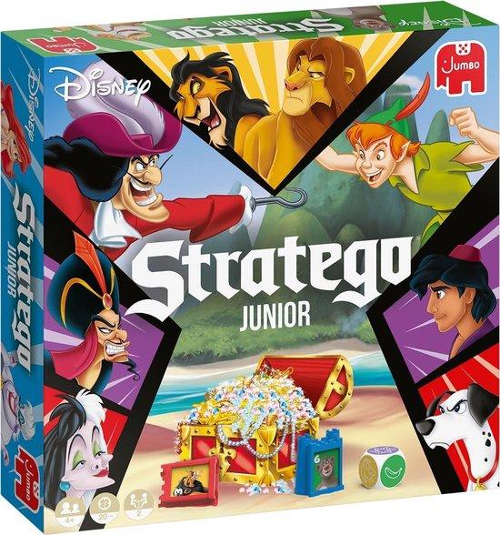 Afbeelding van het spel Stratego Junior Disney