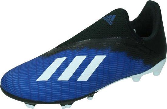 Adidas X 19.3 LL FG Kids Voetbalschoenen Team Royal Blue maat 34