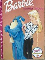 Barbie boek - Barbie boekenclub - Barbie boeken - Barbie maakt mode