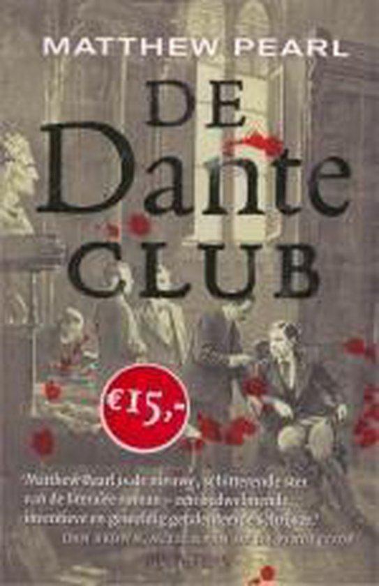 De Dante-Club - Matthew Pearl  