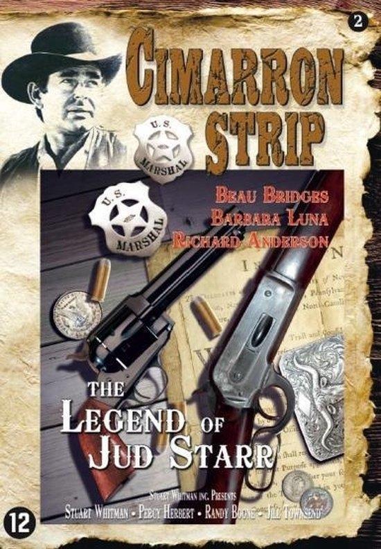 Cover van de film 'Cimarron Strip - Legend Of Jud Starr'