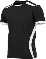hummel Club Shirt k.m. Sportshirt - Zwart - Maat S