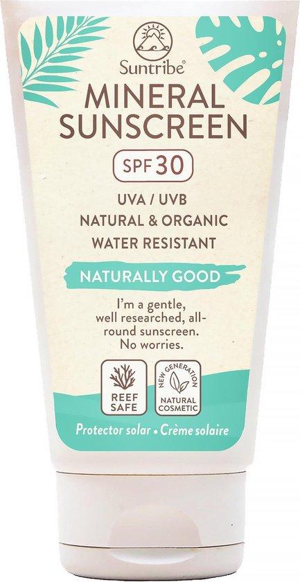 Suntribe Mineral Sunscreen SPF 30 60ml