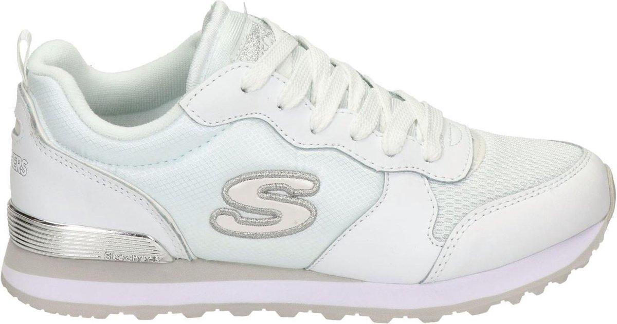 Skechers Retros Og 85 Goldn Gurl Dames Sneakers - Wit - Maat 40