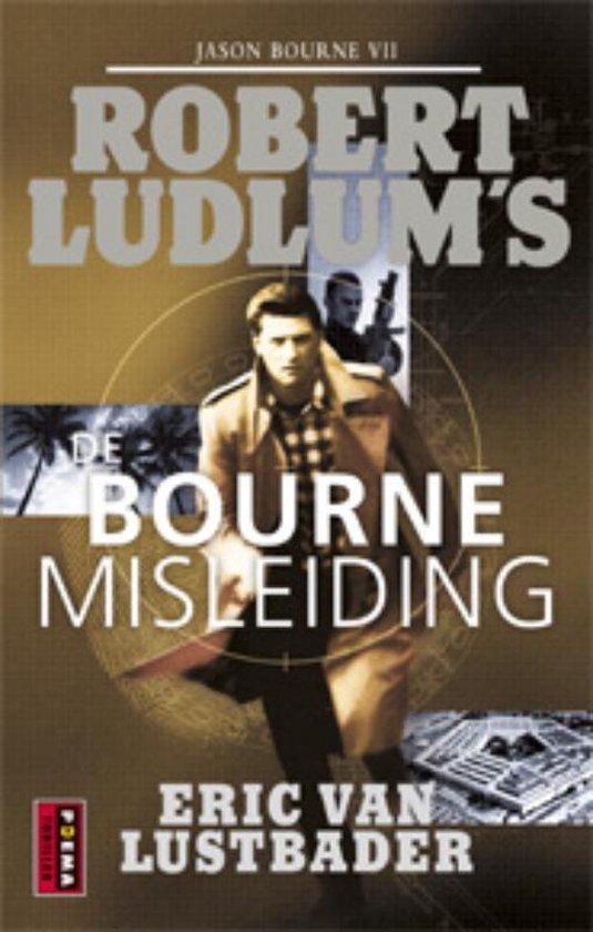 Robert Ludum's De Bourne misleiding - Robert Ludlum |