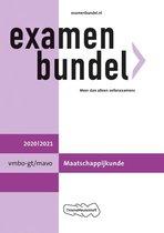 Examenbundel vmbo-gt/mavo Maatschappijkunde 2020/2021