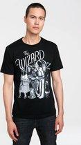 Heren T-shirt Maat S