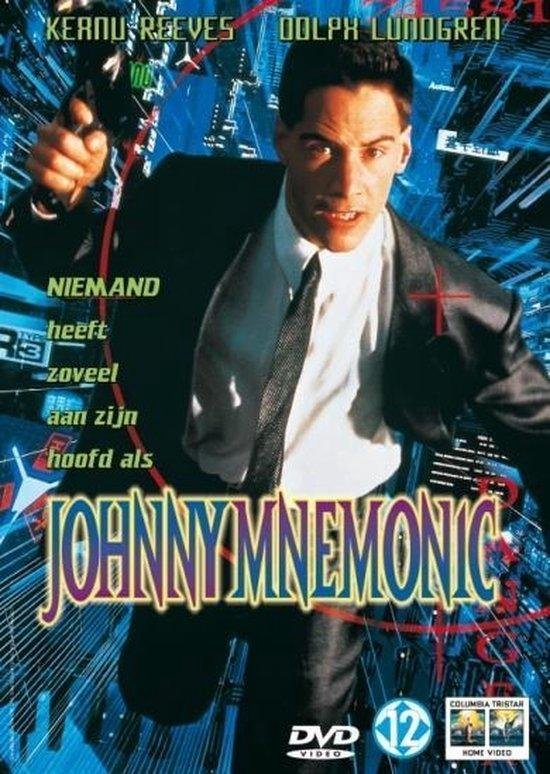 Cover van de film 'Johnny Mnemonic'