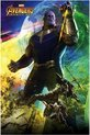 Avengers Infinity War Thanos Maxi poster