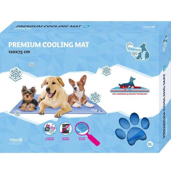 Coolpets Premium Cooling Mat  XLarge - 120x75 cm