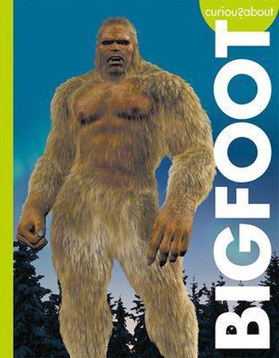 Boek cover Curious about Bigfoot van Gillia M Olson (Paperback)