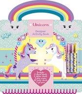 Unicorn Designer Activity Book