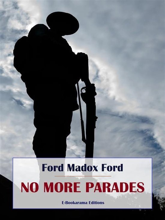 Boek cover No More Parades van Ford Madox Ford (Onbekend)