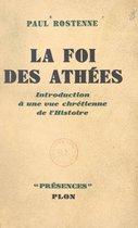 La foi des athées