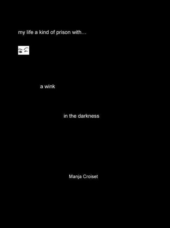 A wink in the darkness - Manja Croiset |