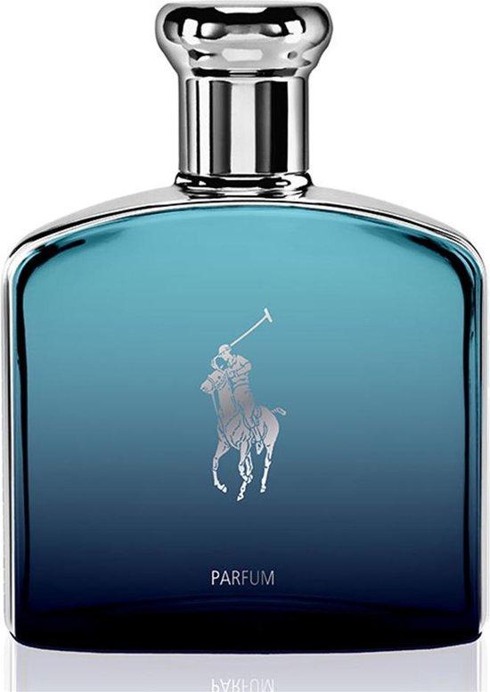 Bol Com Ralph Lauren Polo Blue Deep Parfum Pour Homme 75ml
