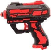 Tack Pro Shotgun Pro Pocket Iii 12,5 Cm Zwart/rood 7-delig