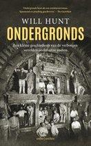 Boek cover Ondergronds van Will Hunt (Paperback)