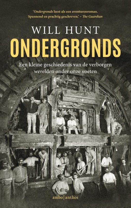 Ondergronds - Will Hunt   Fthsonline.com