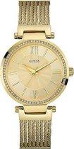GUESS Watches - W0638L2 Soho - Horloge - 36.5 mm - Goudkleurig