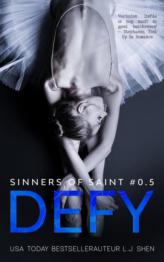 Sinners of Saint 0.5 - DEFY