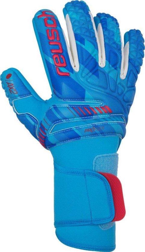 Reusch Fit Control Pro Ax2 Evolution Negative Cut8 Heren Keepershandschoenen - Blauw - Maat8