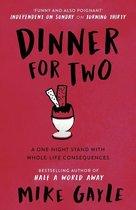 Omslag Dinner for Two