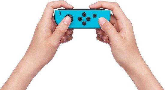 Nintendo Switch Rood /Blauw - Verbeterde accuduur - nieuw model