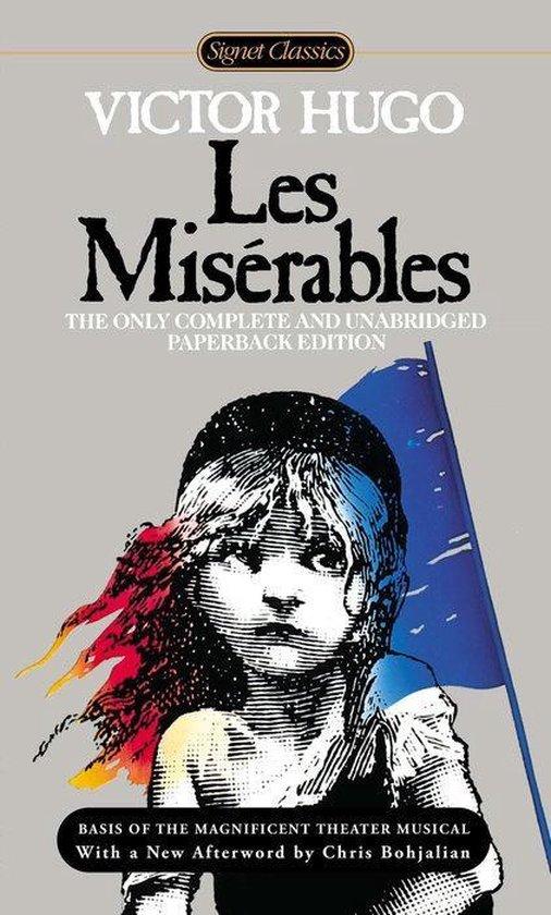 Boek cover Les Miserables van Victor Hugo (Paperback)